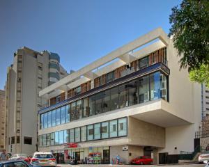 מרכז מסחרי אוסקר 7, דניה, חיפה